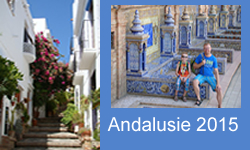 Andalusie 2015